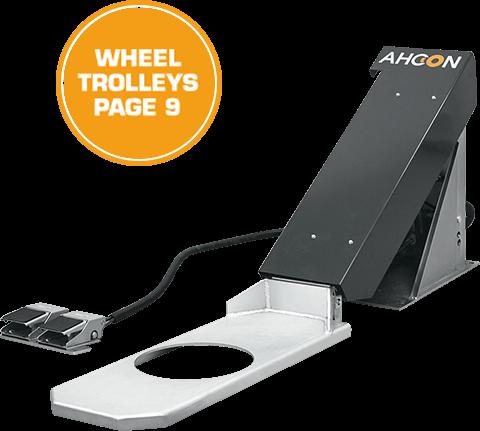 wheel trolley lift
