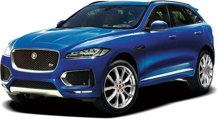 JAGUAR F-PACE + HIGHLANDS
