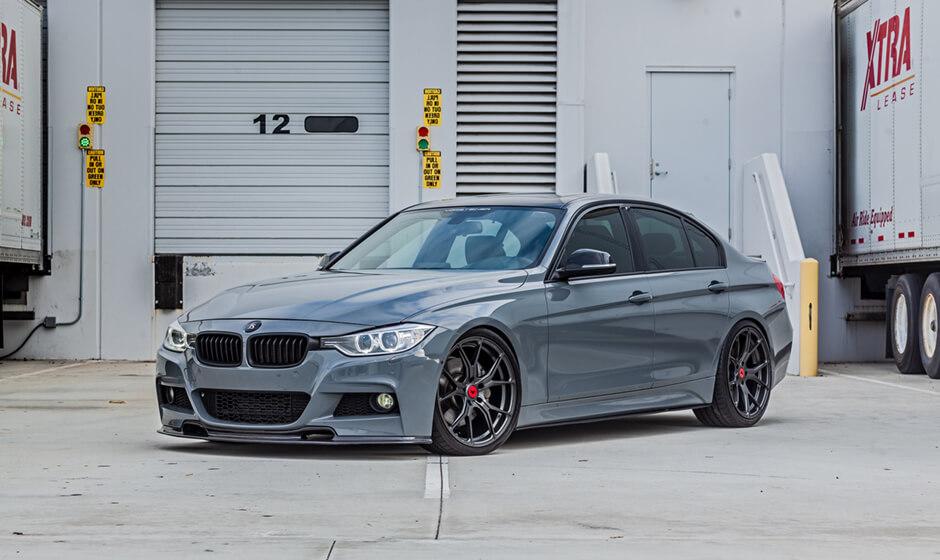 BMW 3series F30
