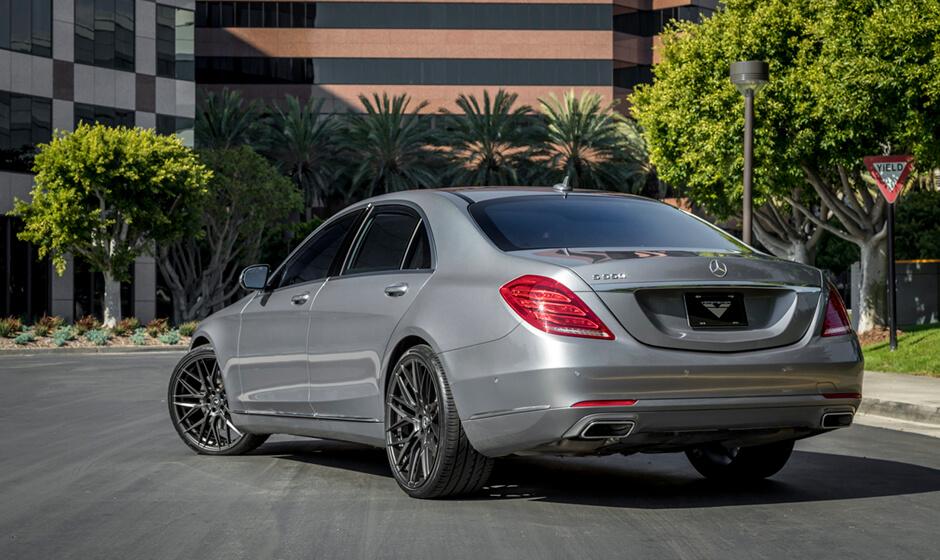 MercedesBenz Sclass