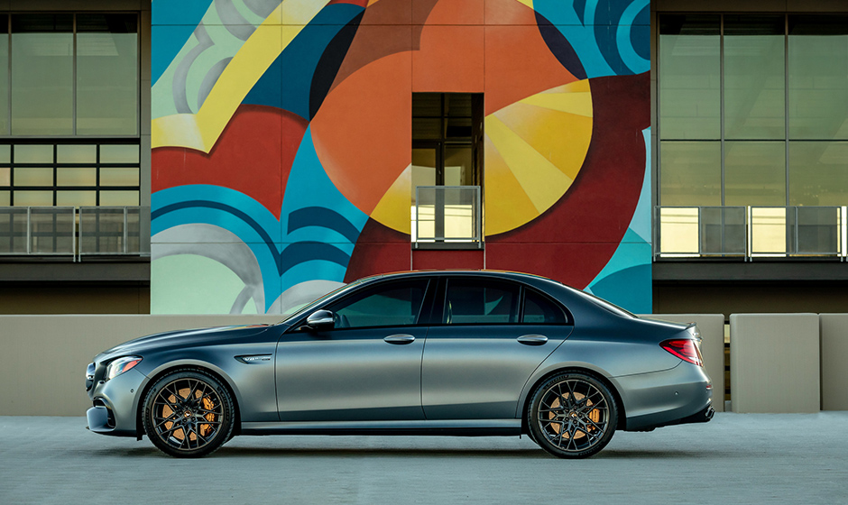 MercedesBenz Eclass E63AMG