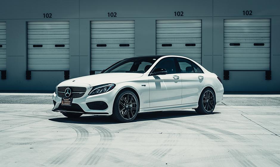 MercedesBenz Cclass C43AMG
