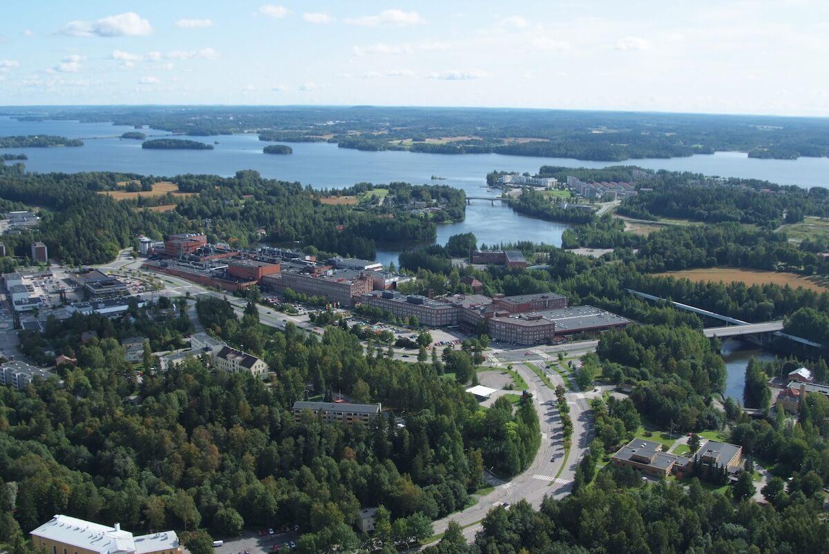 フィンランド風景