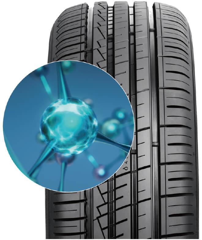 耐摩耗性・低燃費性能を実現、優れた経済性を確保