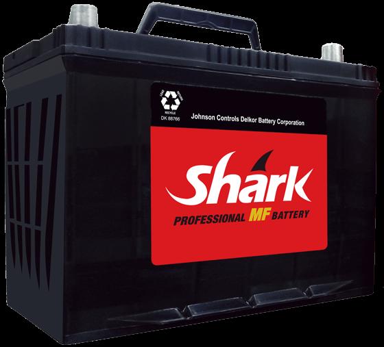 SHARKバッテリー